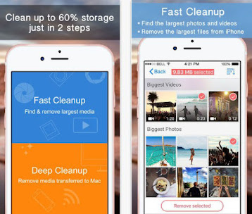 تطبيق Phone Cleaner