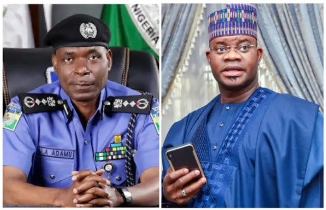 Desperate Move? Less Than 72 Hours To Kogi Election, Igp Deploys Gov. Yahaya Bello's Immediate Past Adc Usman Musa As Head Of Security For Collation Centres