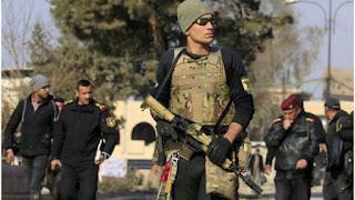 قوات العشائر العراقية