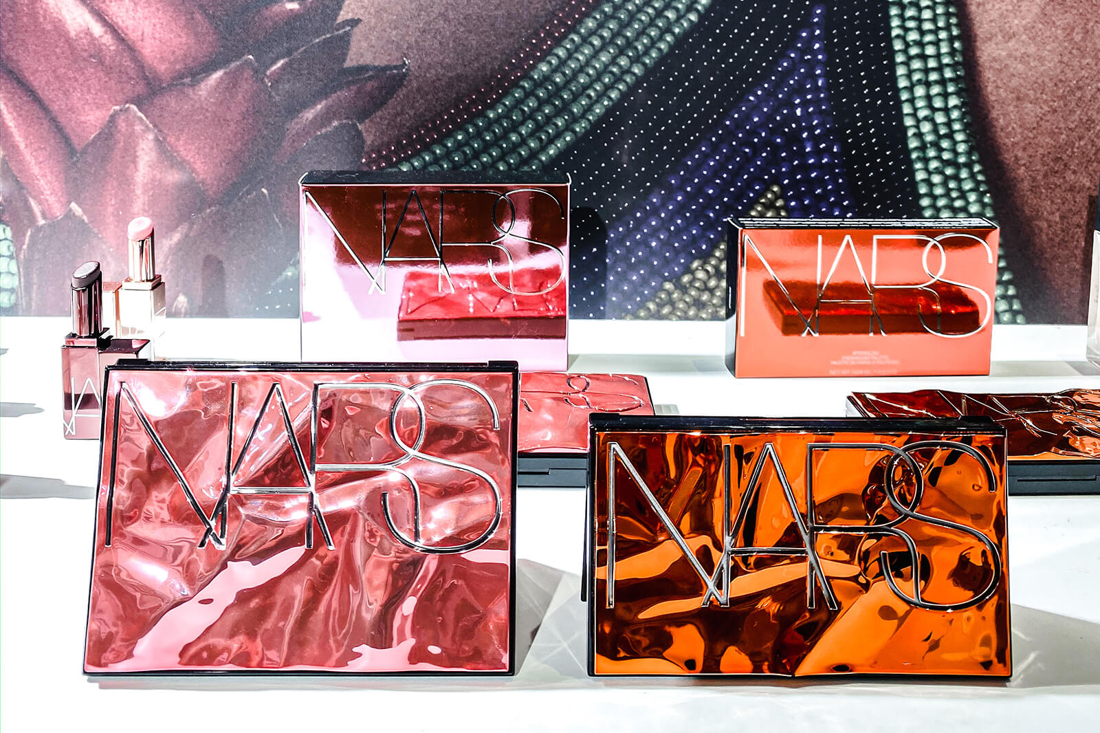 Nars Maquillage Printemps 2020 Swatches