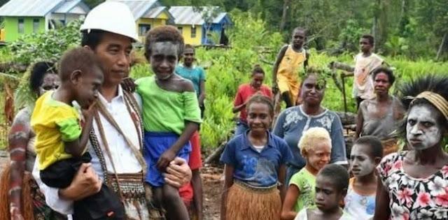 Jokowi: Saya Tidak Ngomong Ke Provinsi Lain, Ke Papua Saya Sudah 12 Kali