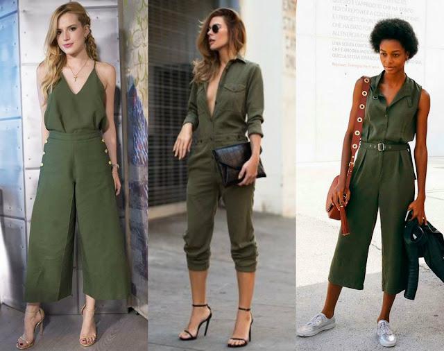 21 tendências para a moda primavera/verão 2019