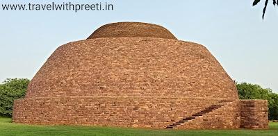 बौद्ध स्तूप सतधारा रायसेन - Buddhist Stupa Satdhara Raisen
