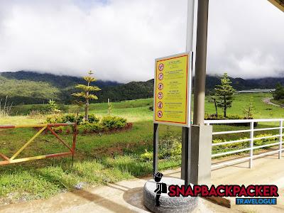 Pintu Masuk Desa Dairy Farm