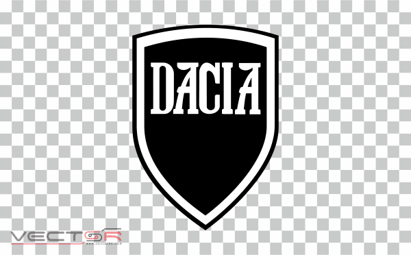Automobile Dacia S.A. (1990) Logo - Download .PNG (Portable Network Graphics) Transparent Images