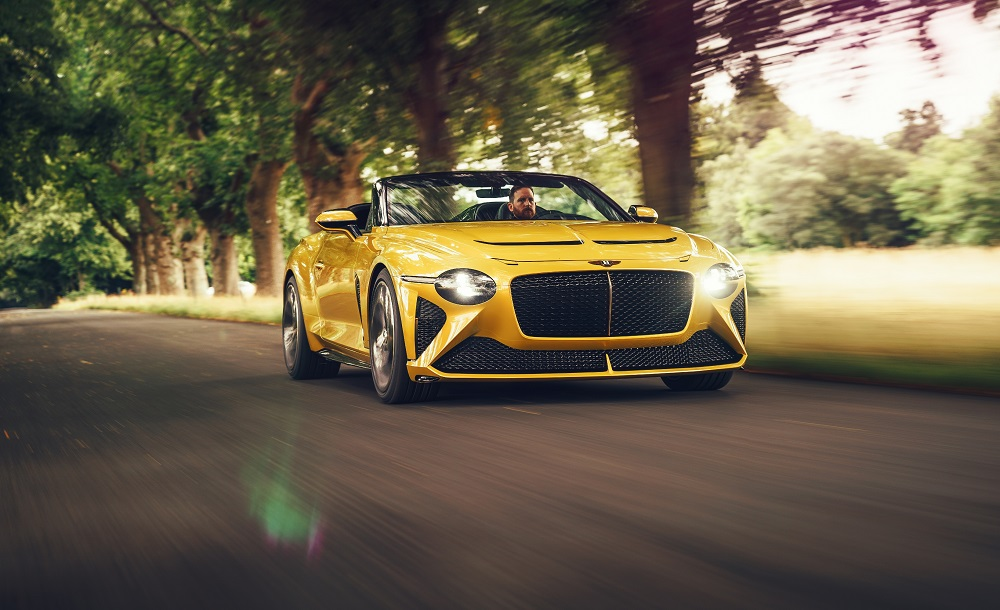 Bentley to return to Salon Privé with Mulliner showcase