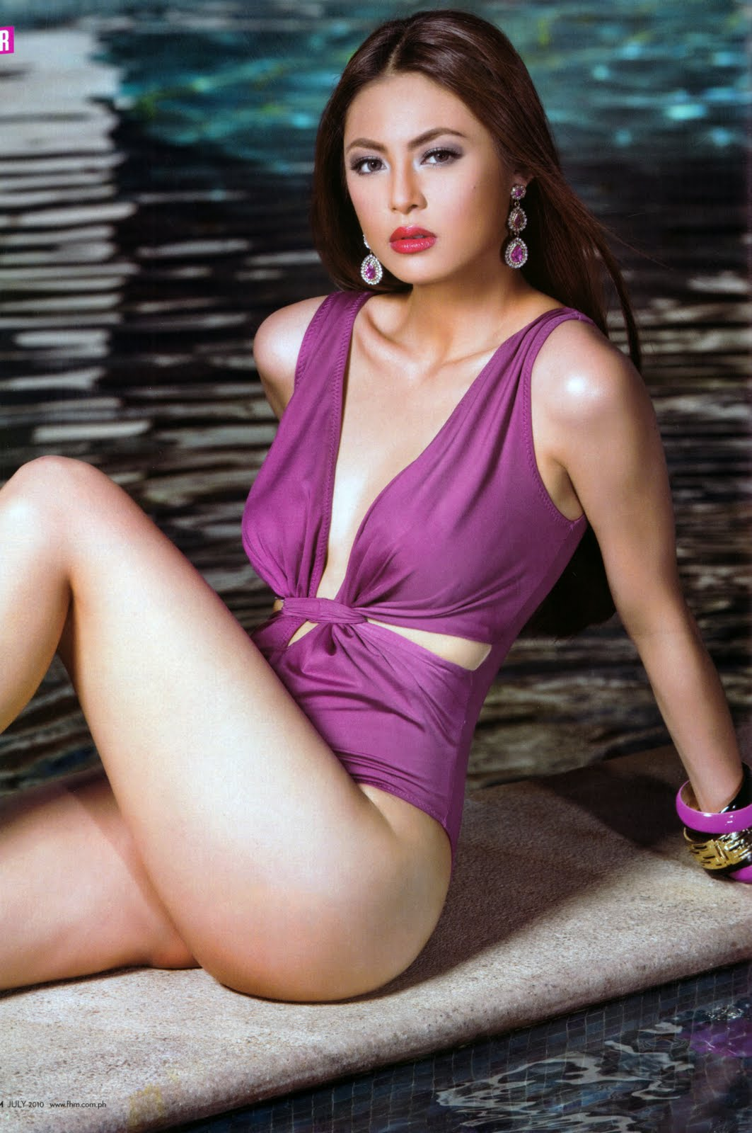 Naked picture of angel locsin