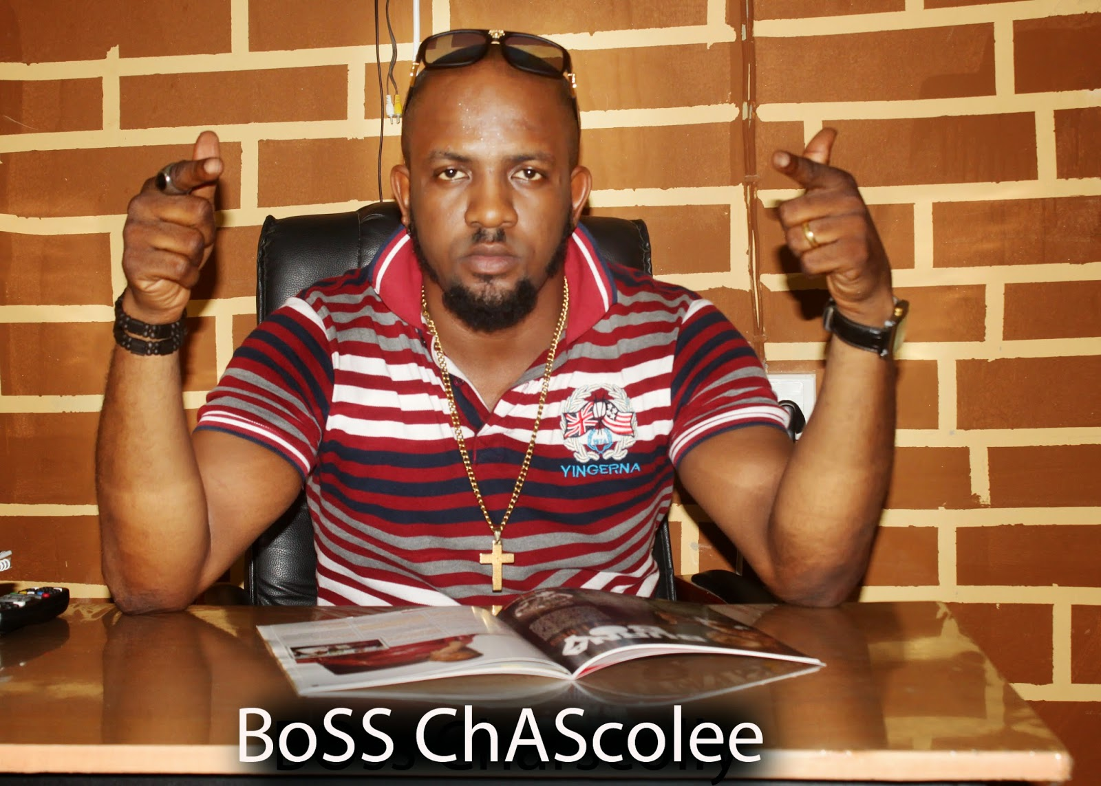 IMG 6400 @DjChascolee Opens New Office And Dj Studio (BOOK Dj Chascolee)