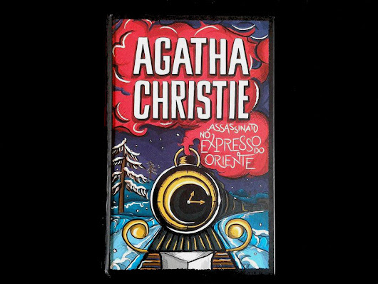 O Assassinato no Expresso do Oriente - Agatha Christie