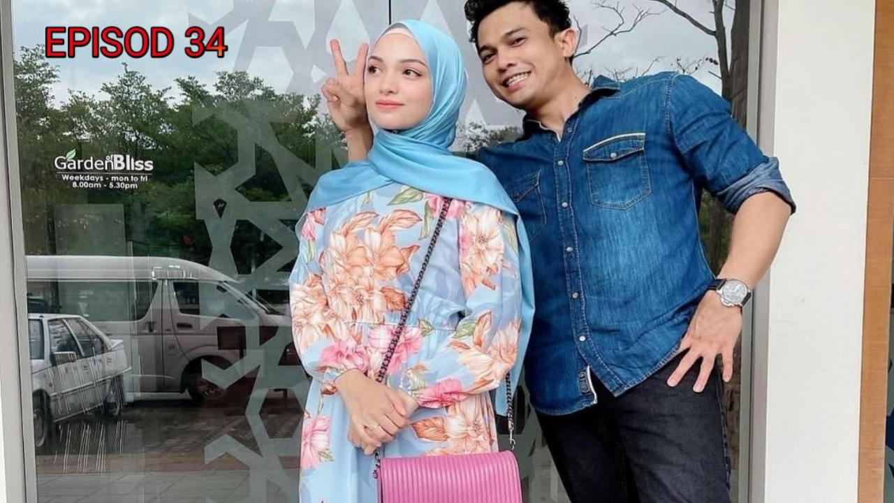 Tonton Drama Sabarlah Duhai Hati Episod 34 (Akasia TV3)