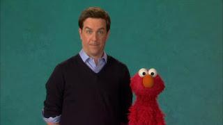 Sesame Street Episode 4306 The Letter G Song, Ed Helms, Elmo