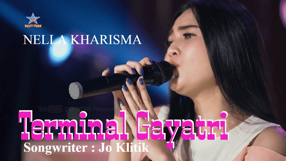 Lirik Lagu Terminal Gayatri - Nella Kharisma