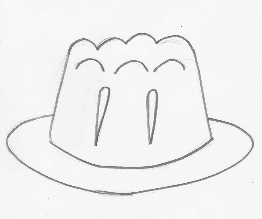 Dibujo De Gelatina Para Colorear Imagui