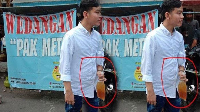 Susi Pudjiastuti Semprot Gibran Putra Jokowi saat Beli Es Pakai Plastik