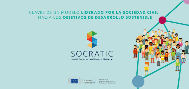#Evento | Claves de un modelo de innovación liderado por la Ciudadanía para conseguir los ODS