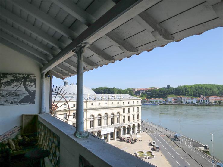 Bayonne appartement avec vue