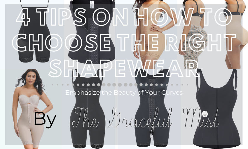 """4 Tips on How to Choose the Right Shapewear"" by The Graceful Mist (www.TheGracefulMist.com)  - Top arts, beauty, fashion and lifestyle blogger in the Philippines - Fashion tips - Filipina Blogger - Top Filipina Blogger - Top Filipino Blogger in Quezon City, Philippines"