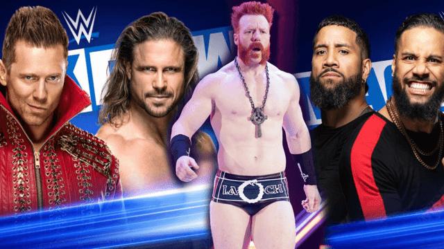 WWE Smackdown 10 January 2020 का प्रीव्यू