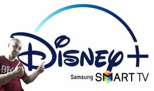 INSTALLER DISNEY+ SUR SAMSUNG SMART TV