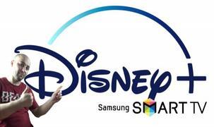 DISNEY+  FRANCE DISPONIBLE SUR SAMSUNG SMART TV
