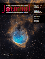 cover of the Jun 2020 Journal of the RASC