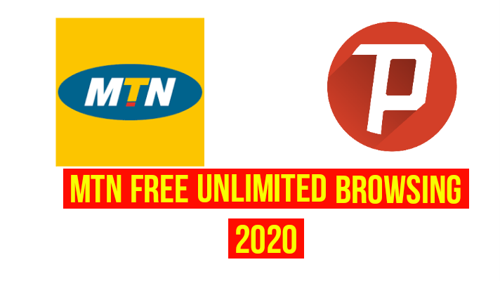 MTN Unlimited Browsing Psiphon Pro VPN