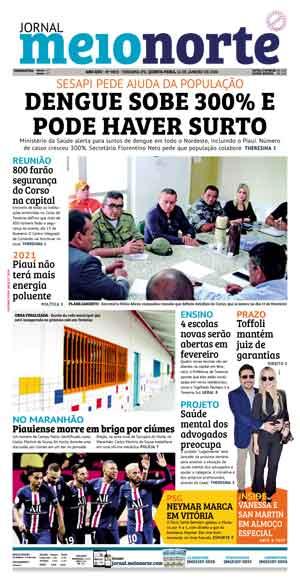 EM MANCHETES: Giro das notícias mais importantes pelo Brasil e Mundo nesta quinta-feira, 16 de janeiro 2020.