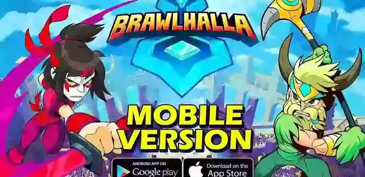 العب بالطريقة التي تريدها Brawlhalla المجانية من Ubisoft متوفره الان على نظامي Android و iOS