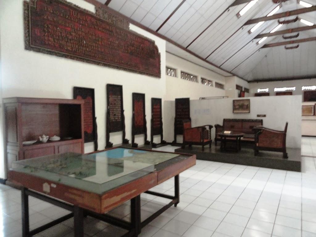 Benda-benda di dalam Museum RA. Kartini, Jepara