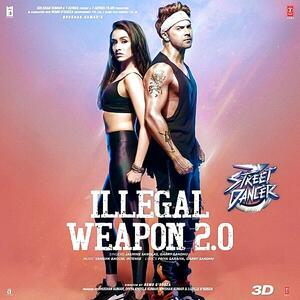 ILLEGAL WEAPON 2 - STREET DANCER 3D MP3 SONG DOWNLOAD PAGALWAGA.CO