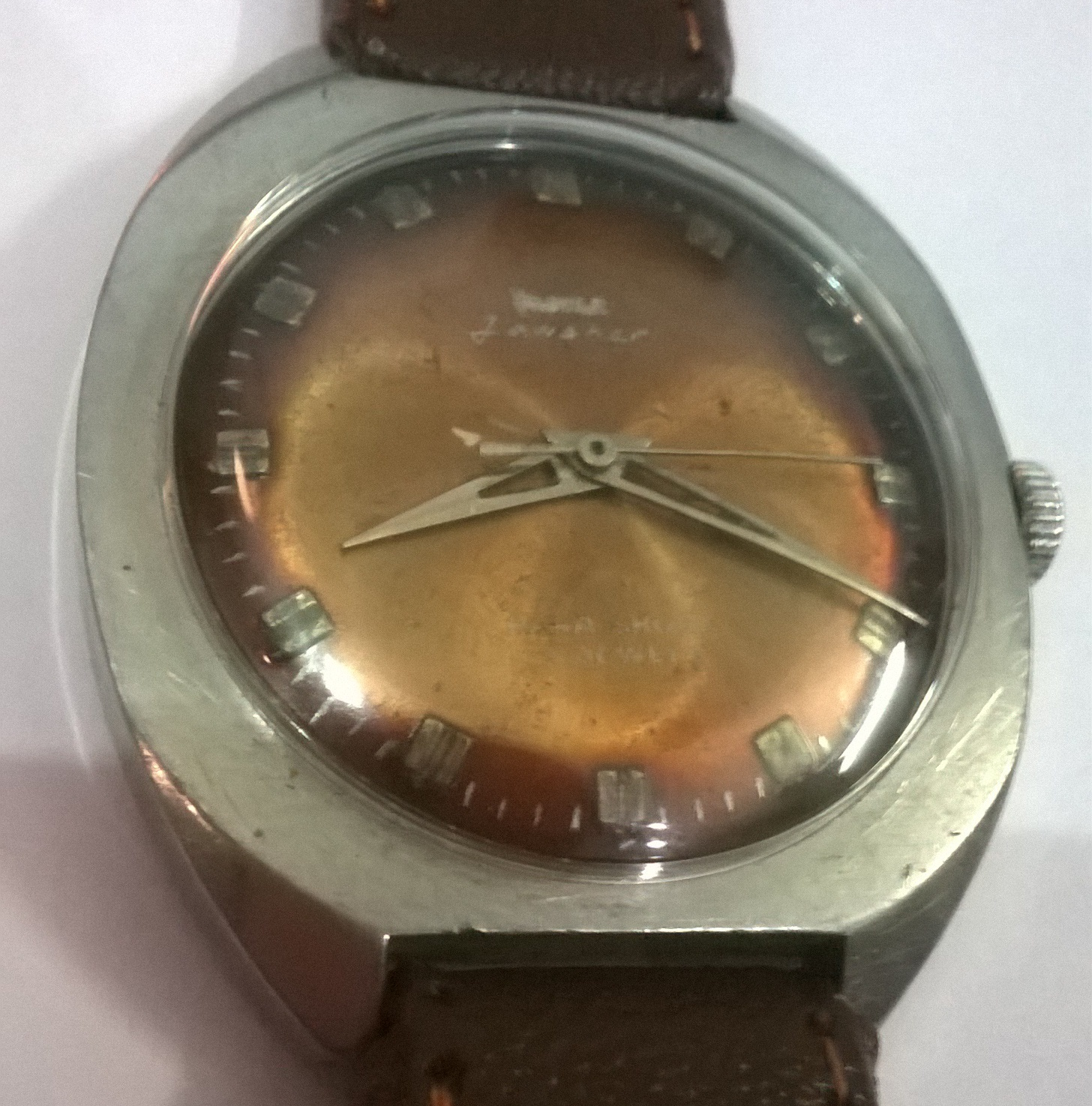 one sun time img effect color watches generations hmt with natural of sona keeper exposure patina to