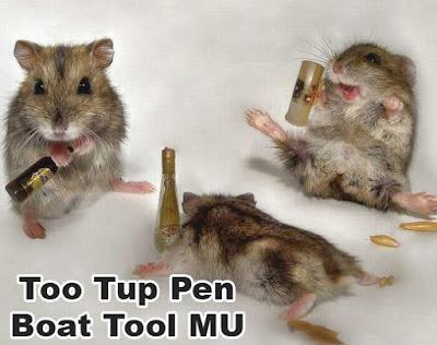 gambar tikus mabok lucu banget