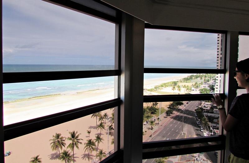 Onde se hospedar em Recife: Recife Praia Hotel