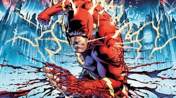 Flash, DC, Comics, 4K, #4.2965