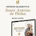Roteiro celebrativo: Santo Antônio de Pádua