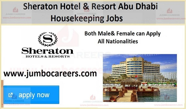 Hotel job listings in Abu Dhabi,