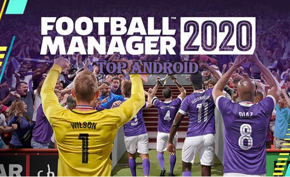 Football Manager 2020 Mobile (FM 20) Apk Obb (Unlocked)