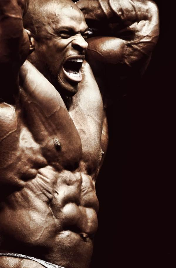 Best Ronnie Coleman Workout Routine And Physique Weight