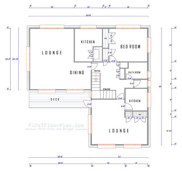 Old Village House Plans