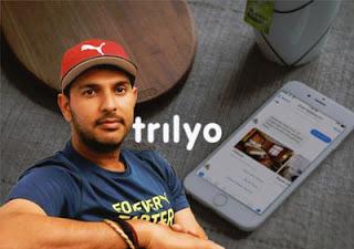 Yuvraj Singh backed Bengaluru AI startup Trilyo