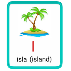 i- alphabet in spanish
