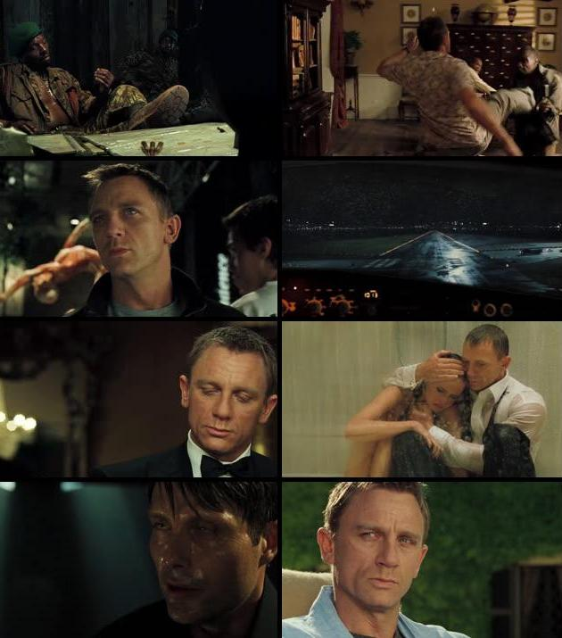 Casino Royale 2006 Dual Audio Hindi 720p BRRip