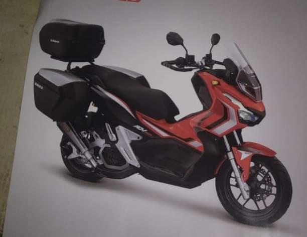 Aksesoris Honda ADV 150