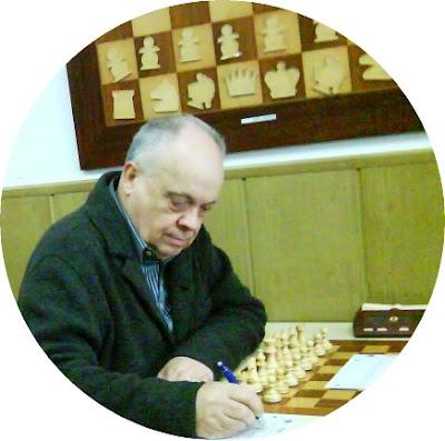 El ajedrecista Jaume Anguera Maestro en 2010