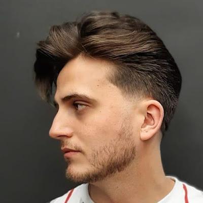صور قصات شعر رجالى