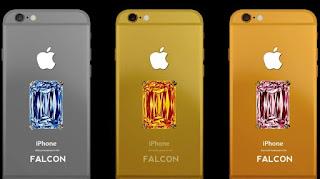 Falcon Supernova iPhone 6 Pink Diamond Ponsel Termahal Di Tahun 2020