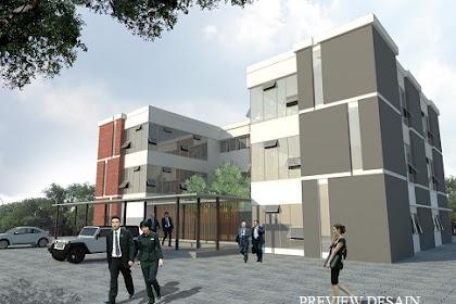 Jasa Design Estate Mangement Office Murah Berkualitas