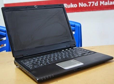harga laptop bekas axioo m54v