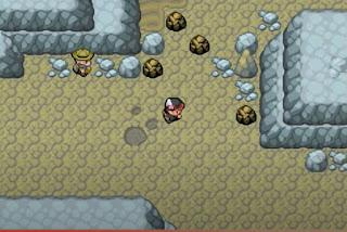 Pokemon Gaia en Español GBA Archan Tunnel