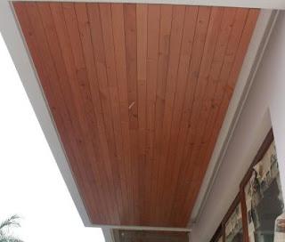 lantai kayu plafond